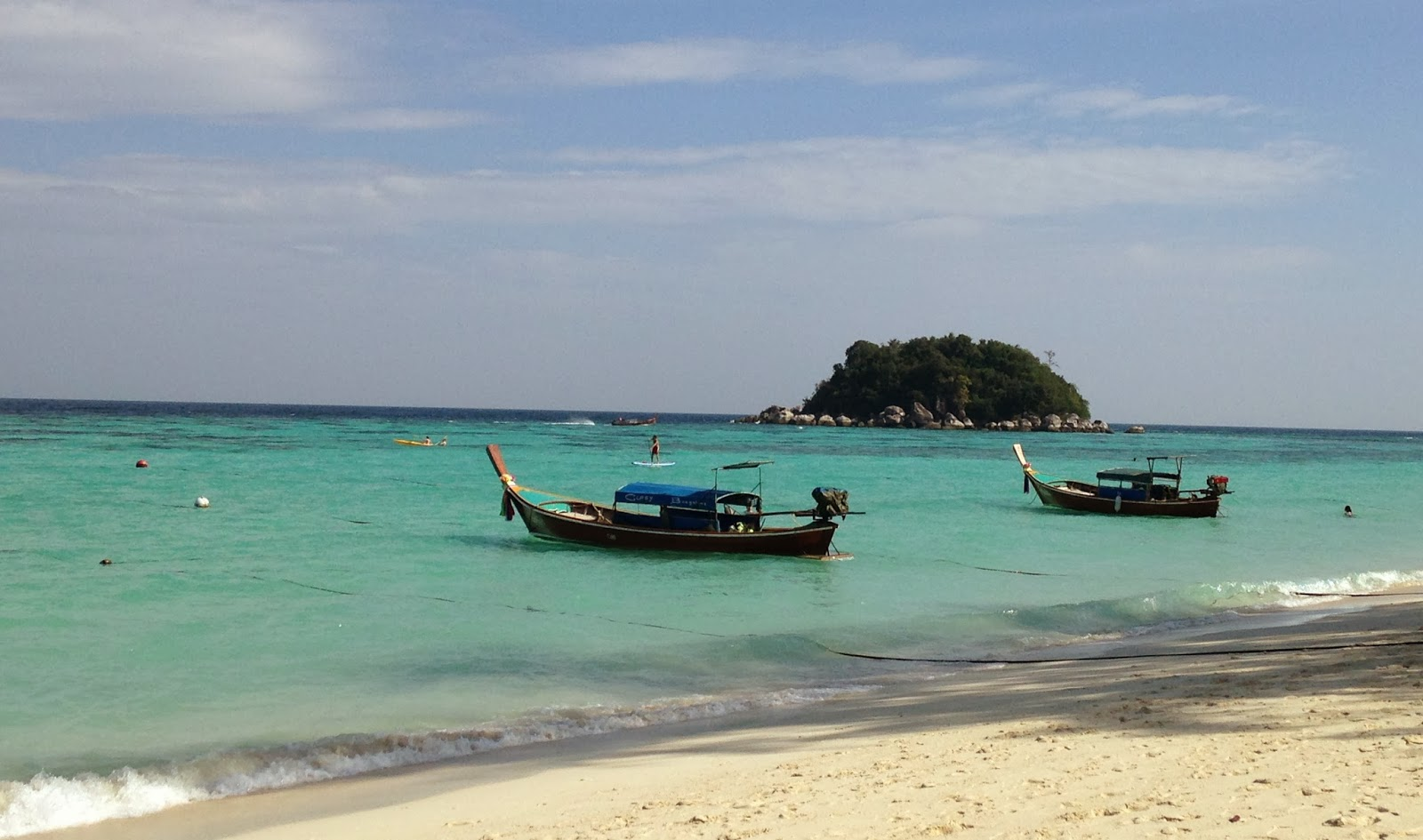 sunrise beach koh lipe