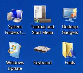system folder customizer