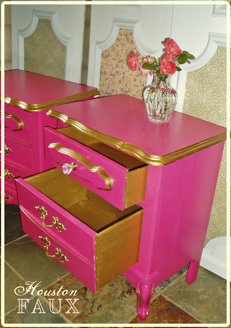 Painted Furniture Antiques. On Shabby Furniture Northwest Houston