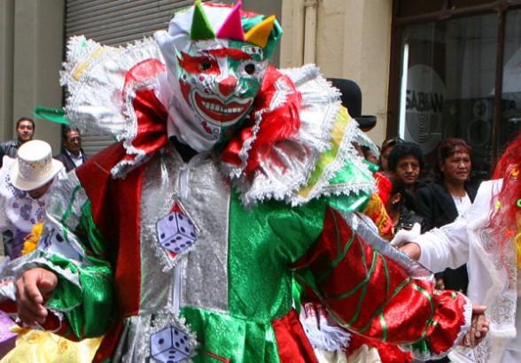 Carnaval paeño llega con 70 actividades