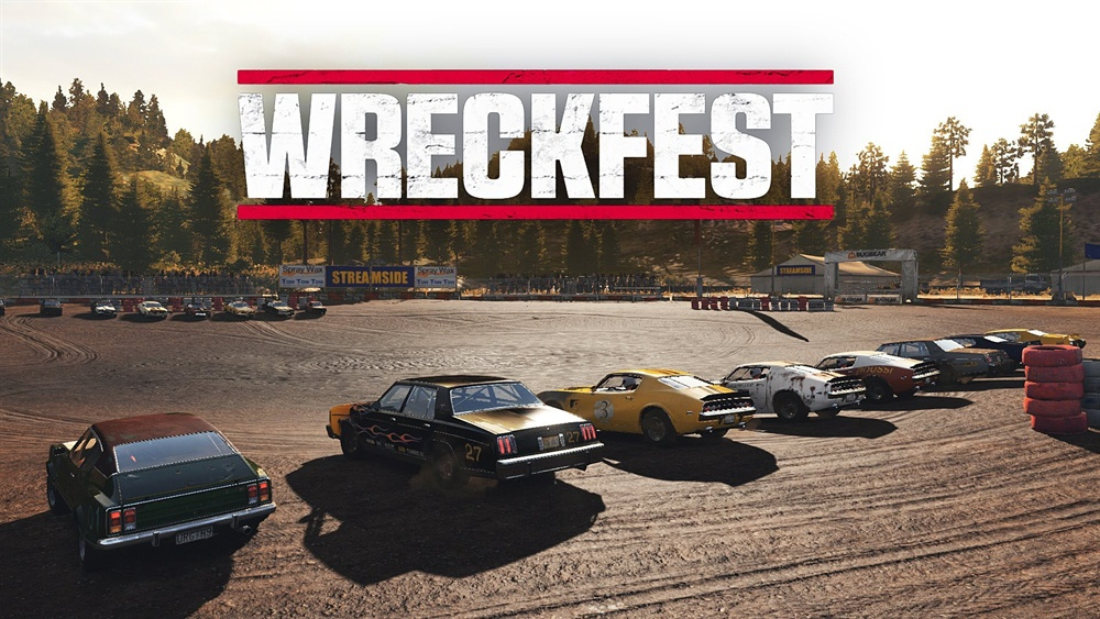 Next Car Game Wreckfest Download Poster