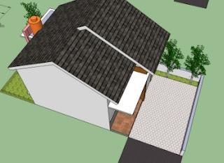 Desain rumah minimalis mungil