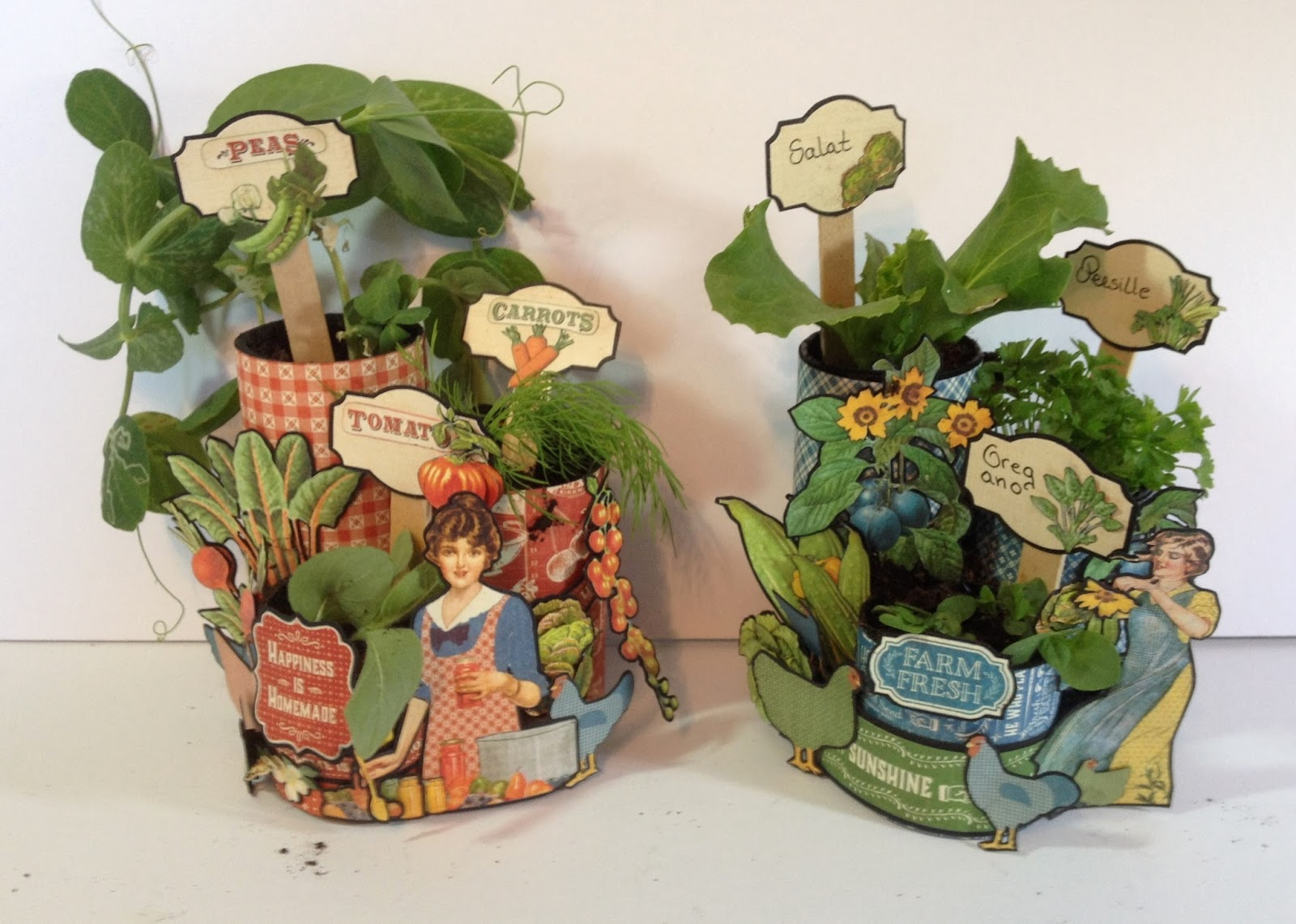 Annes Papercreations How To Make Seed Pots Using Toilet Paper Roll