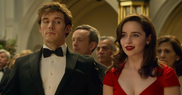 """Emilia Clarke & Sam Claflin no trailer da comédia romântica """"Como Eu Era Antes de Você"""""""