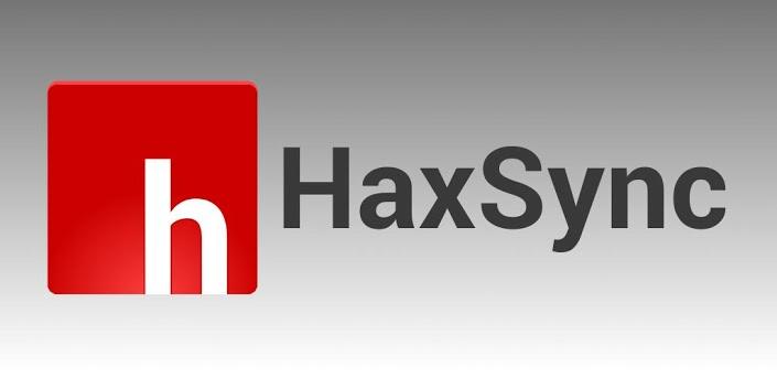 haxsync