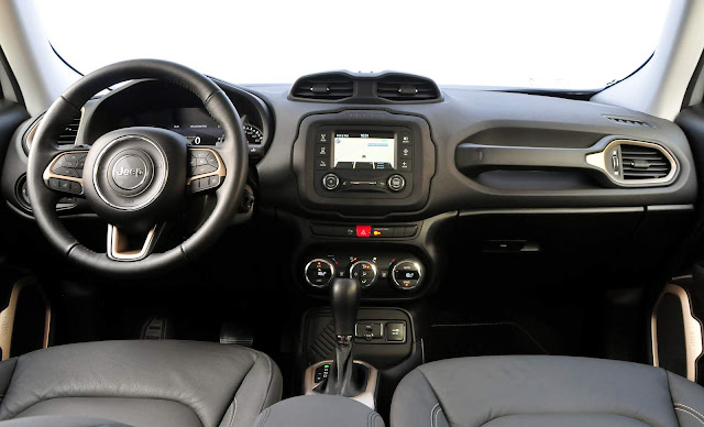 Jeep Renegade Longitude Limited Edition: Preço R$ 91,9 mil