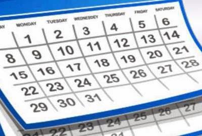Jadwal Hari Libur Nasional Tahun 2014