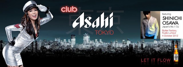 Club Asahi Tokyo in Kuala Lumpur Malaysia