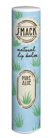 Legami - SMACK natural lip balm pure aloe