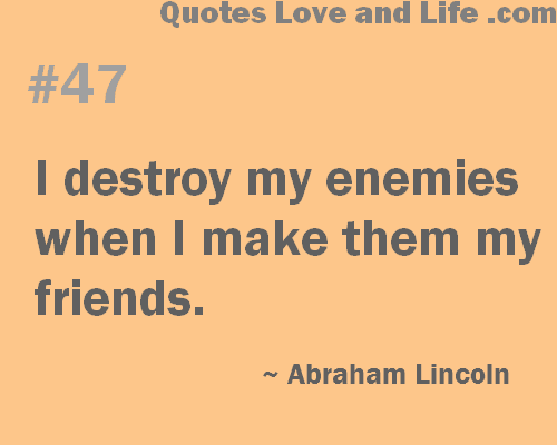 Famous Quotes About Friends And Enemies : All photos gallery enemy quotes sleeping with the