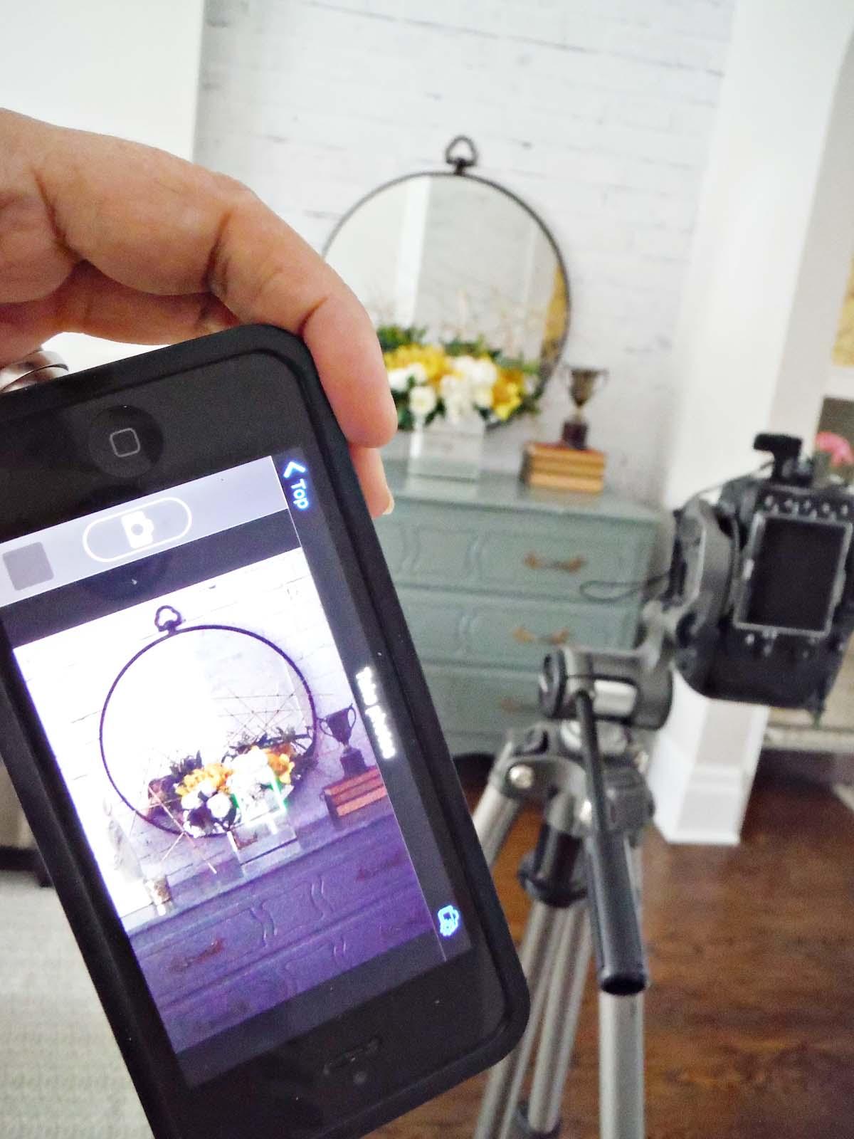 how to use your digital camera for instagram | Nikon WU-1B | RamblingRenovators.ca