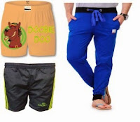 Buy Branded Innerwear And Sleepwear At Flat 70% OFF Rs. 449 only at Flipkart.