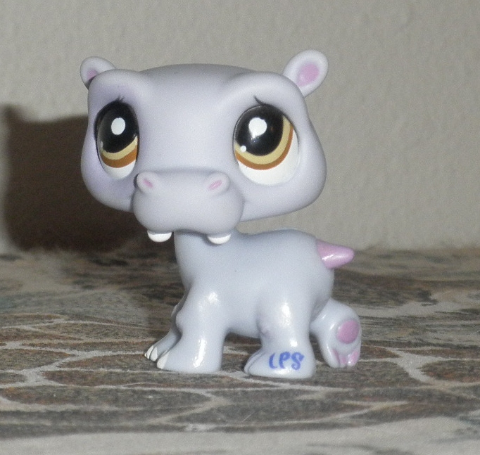 Littlest Pet Shop Hippo Collectomania: LPS Hip...