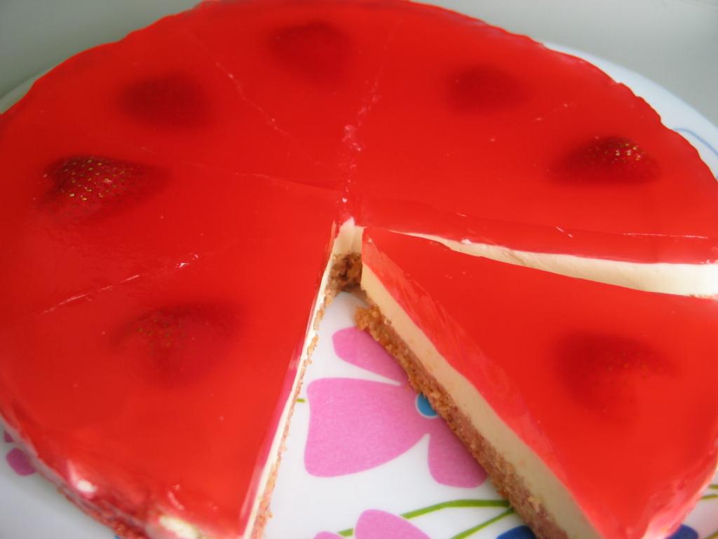 Image Result For Jello Cake Recipe