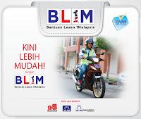 Semak Bantuan Lesen 1Malaysia (BL1M) Online, cara semak bantuan lesen malaysia,semak lesen,semak bl1m,semakan online bl1m,cara semak online bl1m,macam mana nak semak bl1m,myeg.com.my,cara semak bl1m sms