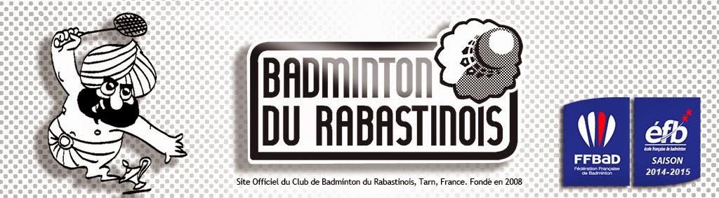 Badminton du Rabastinois