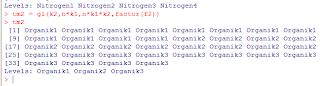 membuat vektor perwakilan perlakuan 2