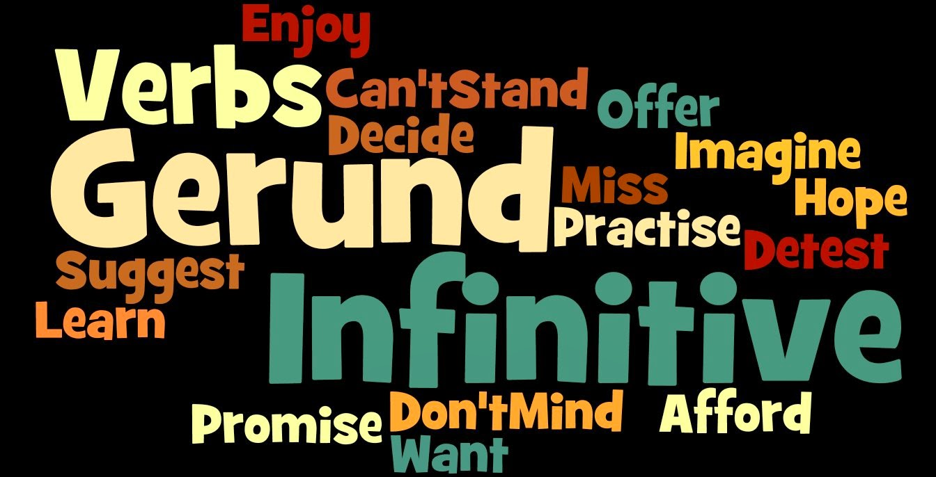 gerund or infinitive When to use the gerund vs the infinitive in spanish.