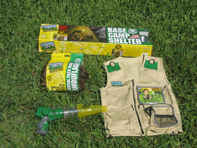 backyard safari outfitters gear review outdoor summer