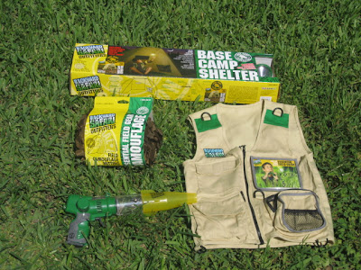 Backyard Safari toys
