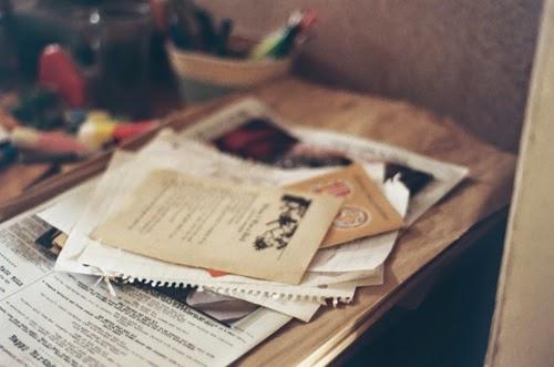 14 de março - Carta à poesia!