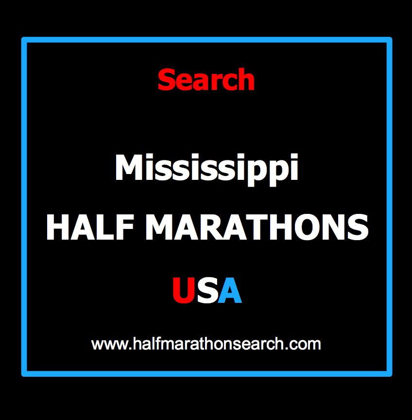 Mississippi Half Marathons