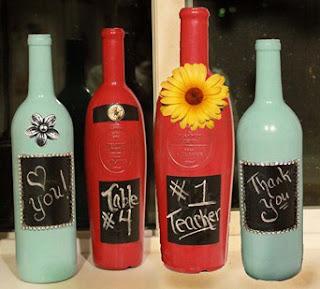 Membuat Vas Cantik Dari Botol Bekas