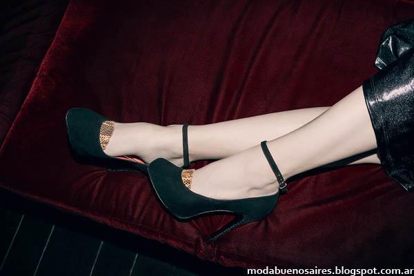 Zapatos Lazaro invierno 2013 moda