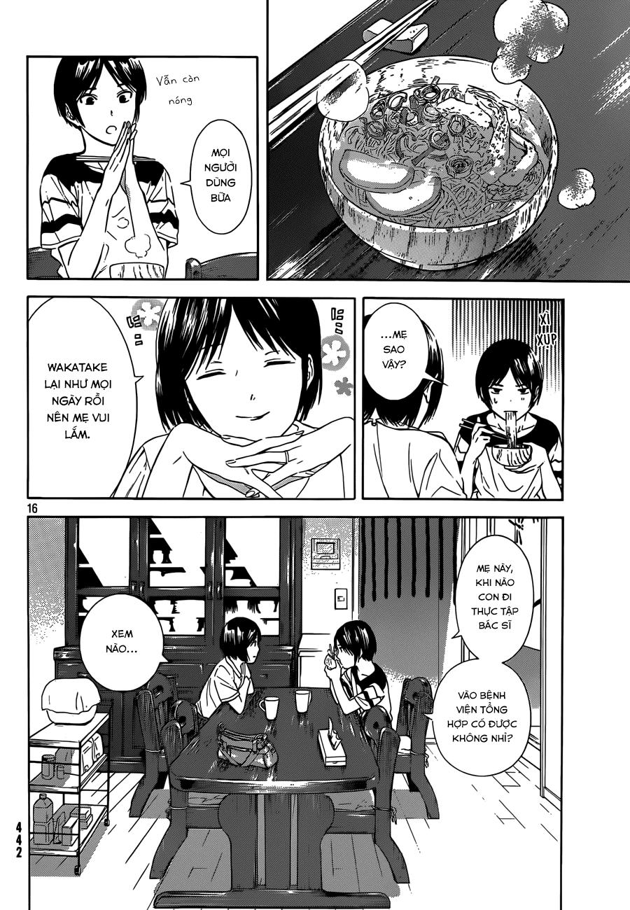 Sakurasaku Syndrome chap 17 Trang 17 - Mangak.info