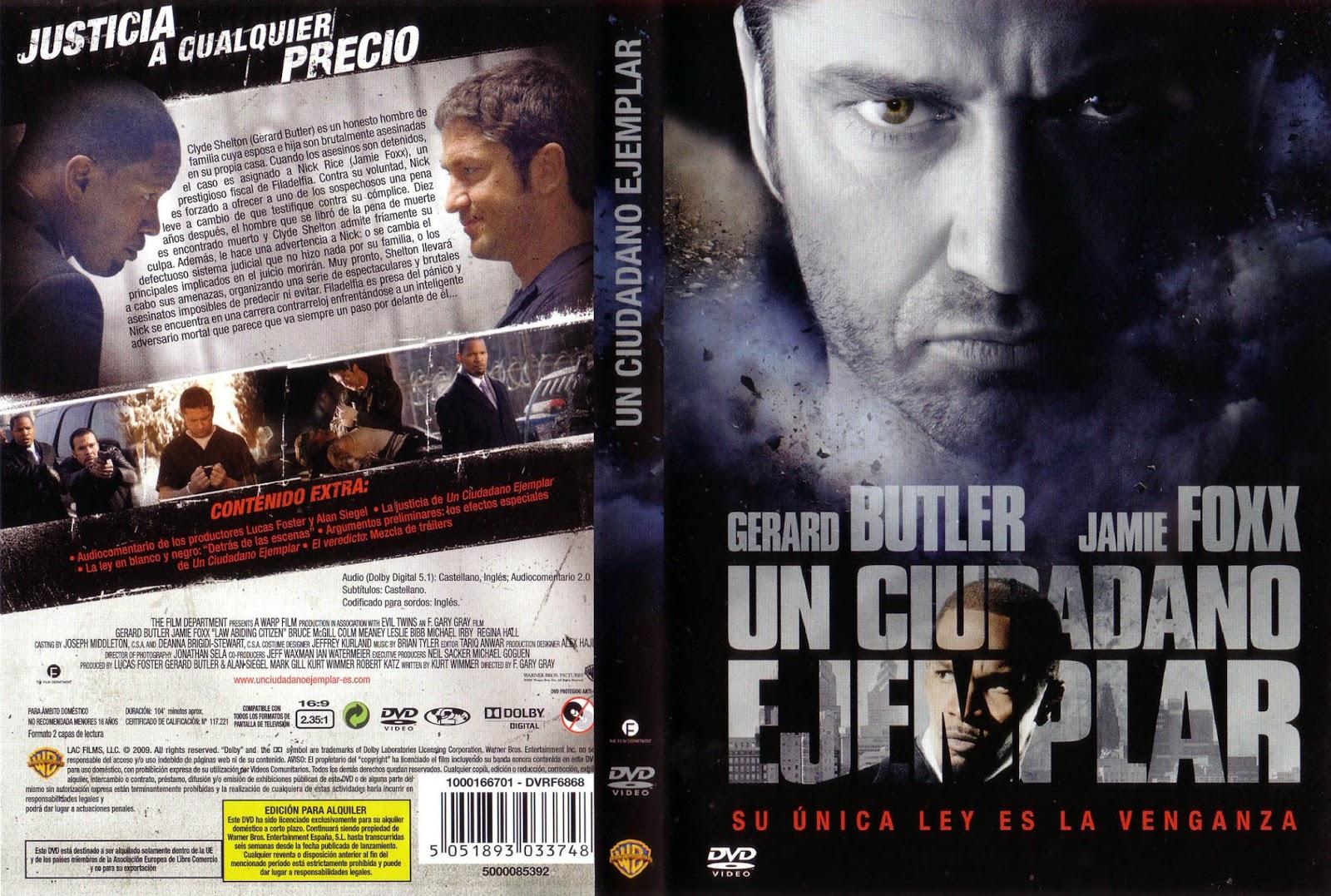Un Ciudadano Ejemplar (Año 2010) Trailer - YouTube