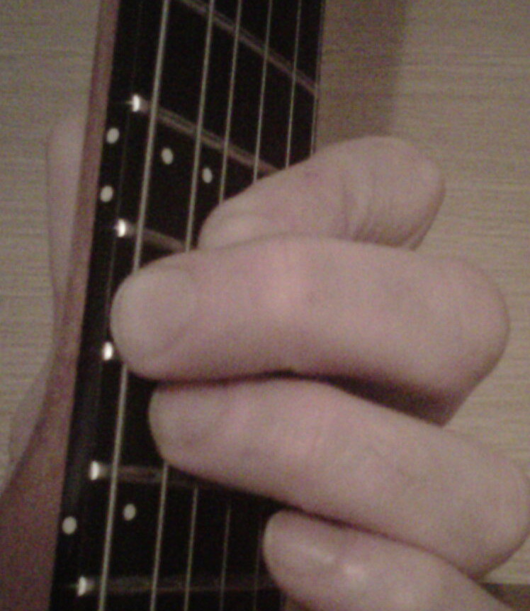 A New Guitar Chord Every Day: 12 Dominant 7th Guitar Chords - Number 12