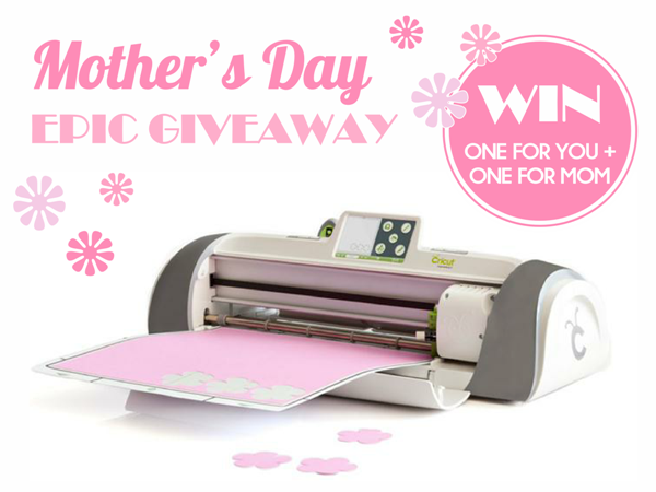 Epic Mother's Day Giveaway!