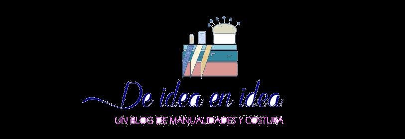 DE IDEA EN IDEA