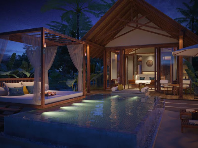 Raa Atoll (Maldive) - Furaveri Island Resort and Spa 5*