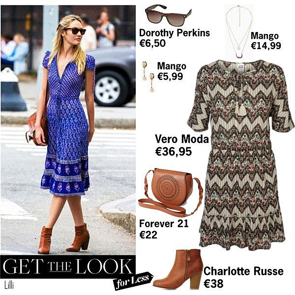 Get The Look - Candice Swanepoel