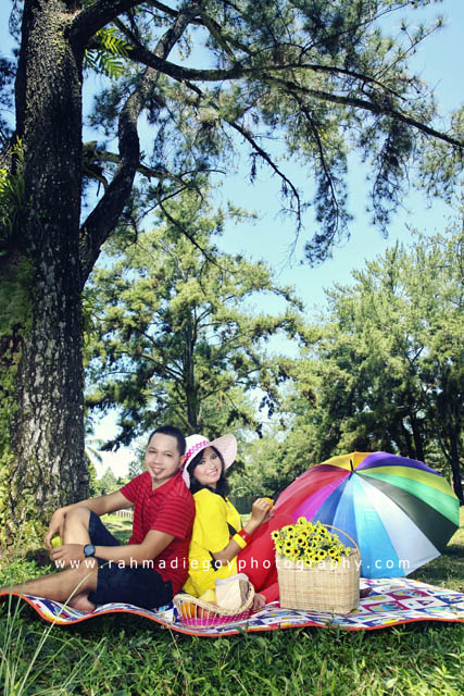 foto prewedding agus dan dewi konsep balon 4