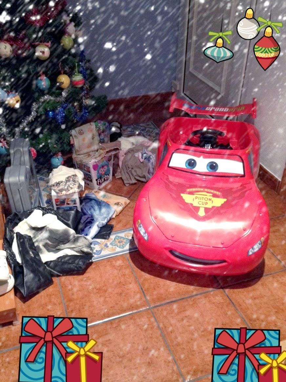 familia numerosa, regalos,dia de Reyes