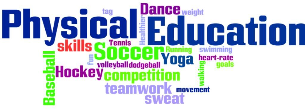 physical education related websites