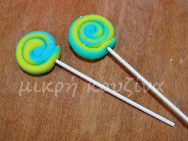 Easypop sticks