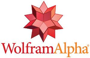Logo de Wolfram Alpha