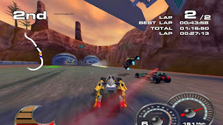 Download GameS Drome Racer PS2 For PC Full Version ZGASPC