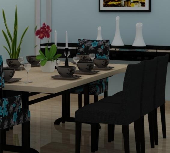 product design jasa desain ruang makan modern minimalis