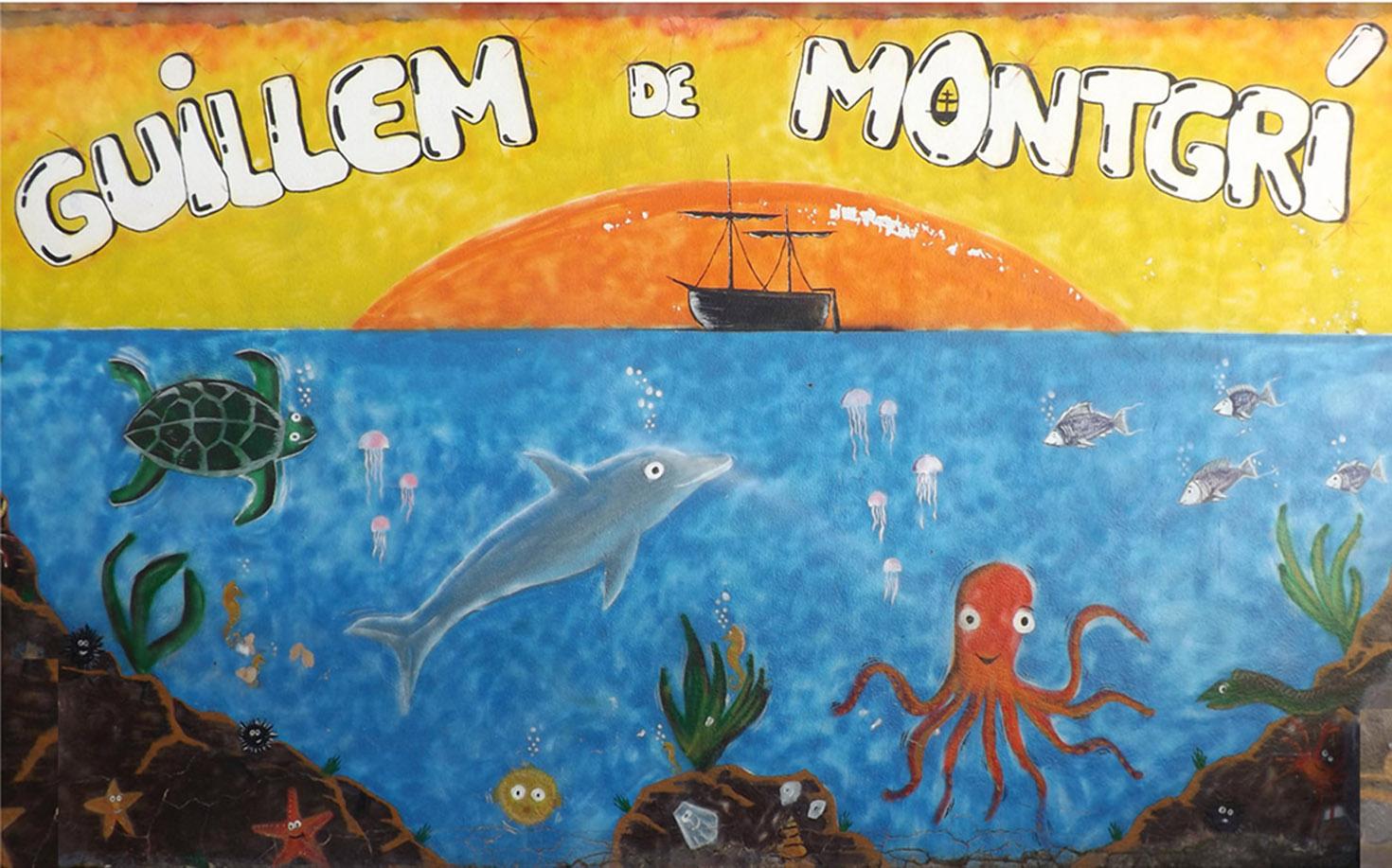 CEIP GUILLEM DE MONTGRÍ
