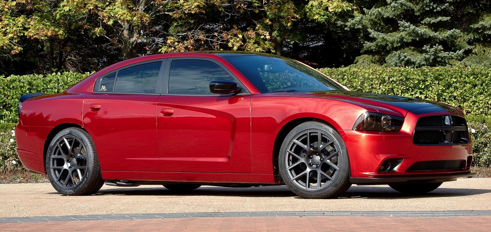2014 Dodge Charger Scat Package