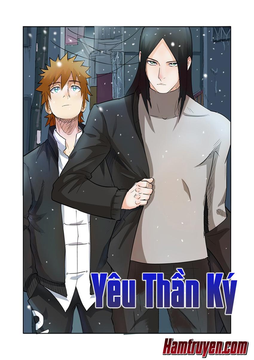 Yêu Thần Ký Chapter 160 - Hamtruyen.vn
