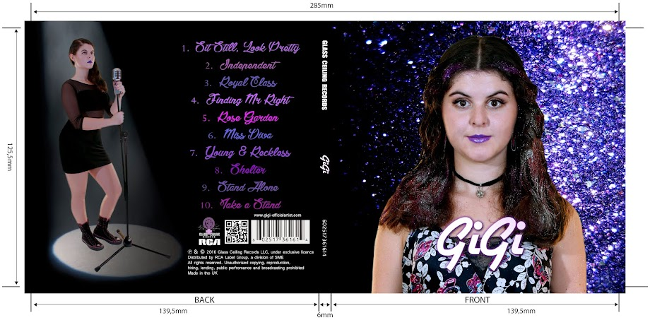 Digipak front cover image