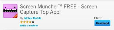 Screen Muncher Gratis v4.3.5 Untuk BlackBerry