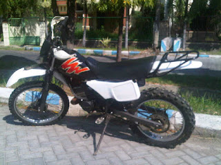 JUAL MOTOR TRAIL MURAH SURABAYA