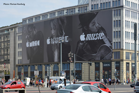 apple music billboard usa