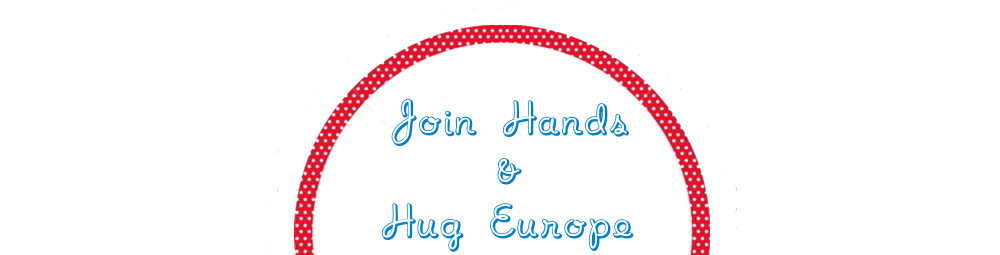 Join Hands And Hug Europe